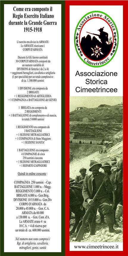 La composizione del regio eserci for Composizione del parlamento italiano oggi